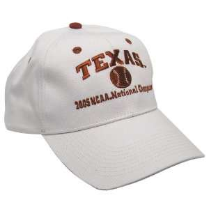The Game Texas Longhorns 2005 NCAA World Series Champions