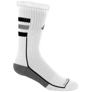 adidas Team Speed Crew Sock   Mens   Basketball   Accessories   White