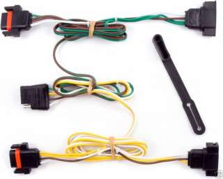 2004 2009 Dodge Dakota Pickup Curt Trailer Hitch Wiring