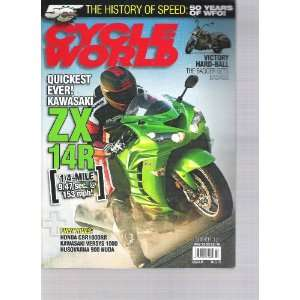 Cycle World Magazine (March 2012) Various Books