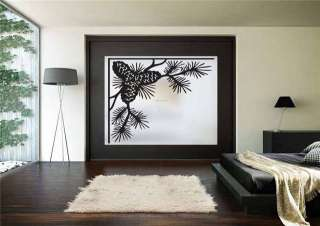 Wall Art Decor Vinyl Decal Sticker TREE 003