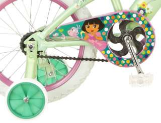 Dora The Explorer 16 Girls Bicycle Kids Bike 038675761902