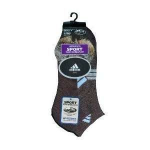 Adidas Women Sport Perforamnce ClimaLite X Low Cut Socks   2 Pack