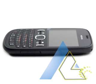 Nokia Asha 200 Dual SIM Mobile Phone Black+1 Year Warranty