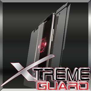 Droid Bionic XT875 FULL BODY Clear LCD Screen Protector Shield Skin