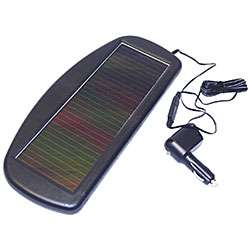 HDC 1.5 watt Solar Power Car Battery Charger