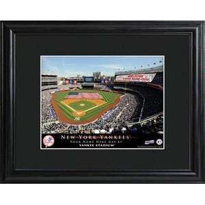 New York Yankees MLB Stadium Personalized Print Sports