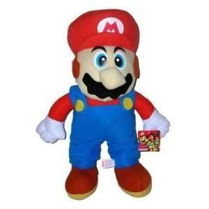Nintendo Super Mario Stuffed Animal Plush Toy (9 Inch) Toys & Games