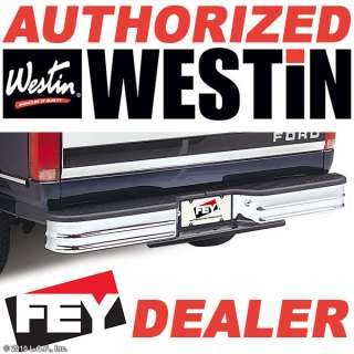 Rear Truck SureStep Step Bumper Chrome Fey 21007 92230