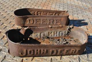 Old Vintage Original Farm John Deere Tractor Horse Drawn Machinery