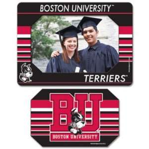 Boston University Terriers Official Logo Magnet Frame