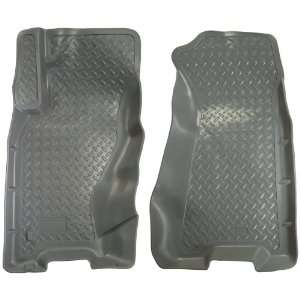 Molded Front Floor Liner for Jeep Grand Cherokee WJ (Grey) Automotive