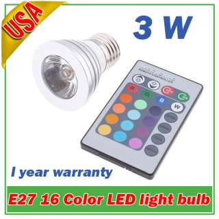 Recommendation(More REMOTE CONTROL LED LIGHT BULBS available in our