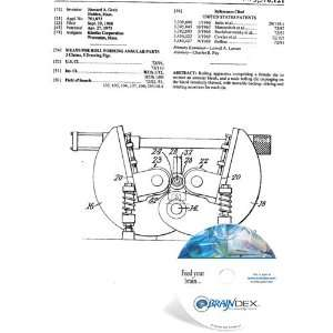 Patent CD for MEANS FOR ROLL FORMING ANNULAR PARTS