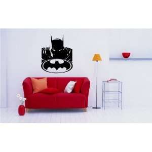 Batman Wall MURAL Vinyl Decal Sticker Kids ROOM S. 112