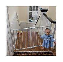 Cardinal Gates   Stairway Special Safety Gate   White