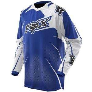 Fox Racing 360 Jersey   2010   2X Large/Blue Automotive