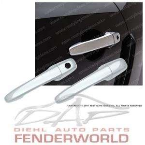 MAZDA RX8 RX 8 05 06 07 08 CHROME DOOR HANDLES COVERS