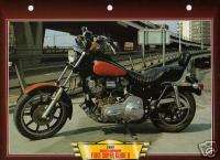 Harley Davidson FXRS Super Glide II 2 1982 Big Photo