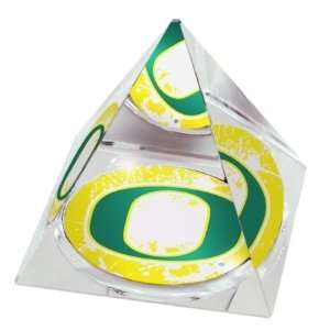 Paragon Innovations OregonUPYRLogo High quality crystal pyramid with