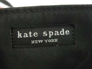AUTH KATE SPADE Black Nylon Shoulder Handbag