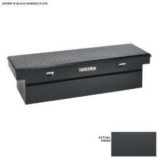 Tradesman 10.31 cu. ft. Aluminum Mid Size Truck Toolbox TALF568BK at