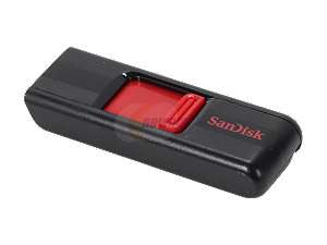 SanDisk Cruzer 64GB USB 2.0 Flash Drive Model SDCZ36 064G