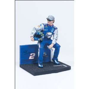 Mcfarlane Nascar Series 6 Action Figure   Rusty Wallace #2