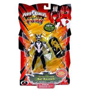 Power Rangers Jungle Fury Action Figure Jungle Master Bat Ranger Toys