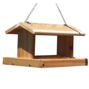 Stovall Standard Hanging Bird Feeder Patio, Lawn & Garden