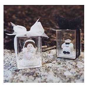 Bride & Groom Bubblegum Buddy Wedding Favors Health