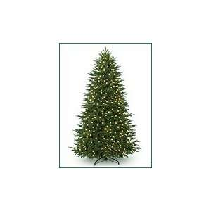 Chestnut Fir Deluxe Pre Lit Artificial Christmas Tree Clear