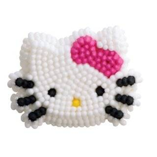 HELLO KITTY CUPCAKE OR CAKE RINGS SET OF 12 Everything