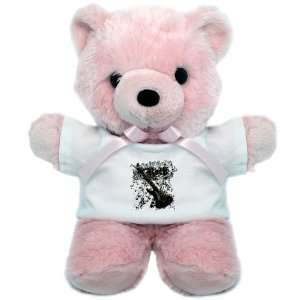Teddy Bear Pink Rock Guitar Music Grunge