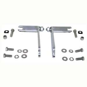 Footrest Mount Kit For Harley Davidson Dyna Super Glide OEM# 49019 95