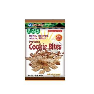 Kays Naturals Honey Almond Cookie Bites 1 Ounce Bags (Pack of 12