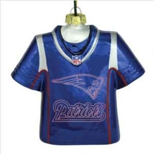 New England Patriots Laser Jersey With Team Logo  Sports