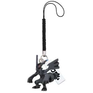 Pokemon Black and White Mini Figure Phone Charm ~1 Zekrom