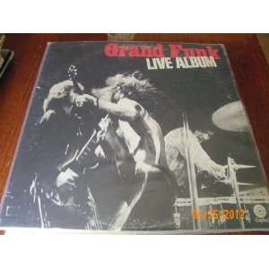 Grand Gunl Live Album (Vinyl Record) e Music