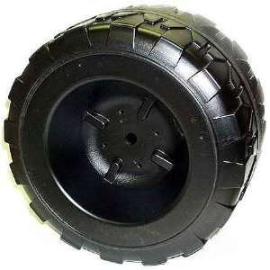 Power Wheels Replacement Wheel   Chevy Silverado & Jeep Enforcer 74460