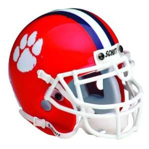 TIGERS OFFICIAL FULL SIZE SCHUTT FOOTBALL HELMET