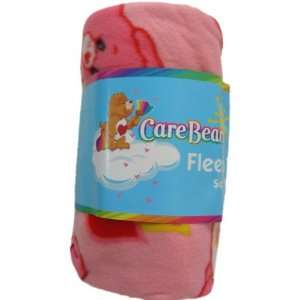 Care Bears Fleece Throw Blanket