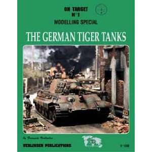 Series No.1 The German Tiger Tanks Book by Verlinden