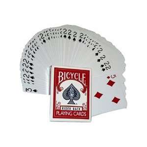 Deck 1 Way Bicycle Poker Cards Magic Trick Toys
