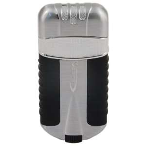Vector Exlade Twin Torch Lighter Chrome