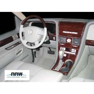 LINCOLN NAVIGATOR 2003 2004 2005 2006 INTERIOR WOOD DASH TRIM KIT SET