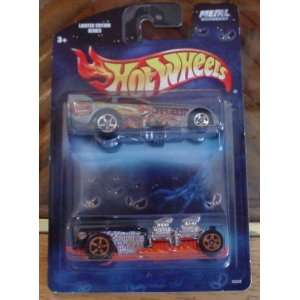 Hot Wheels Halloween 2 Car Pack Way 2 Fast Funny Car  Toys & Games