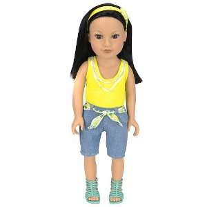 Journey Girls 18 inch Soft Bodied Doll   Callie Toys