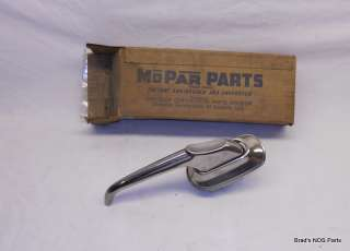 NOS MoPar 1956 Plymouth Dodge Outside Door Handle