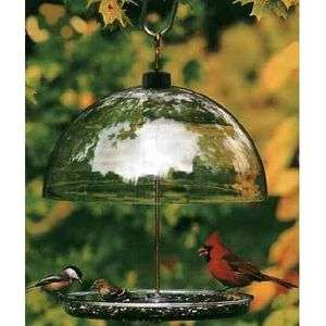 DROLL YANKEES DOROTHYS CARDINAL 15 DOME BIRD FEEDER